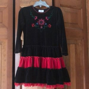 Hanna Andersson; size 100 (size 4)  dress